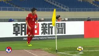 U23 Việt Nam 1 -  0 U23 Australia Người Thái phải nể phục và tôn VN là số một ĐNÁ