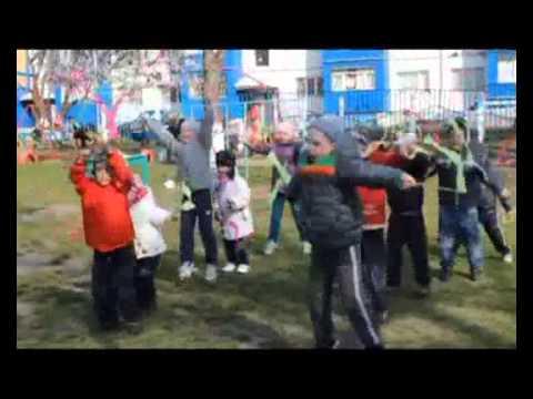 Подвижные игры для детей в старшей группе
