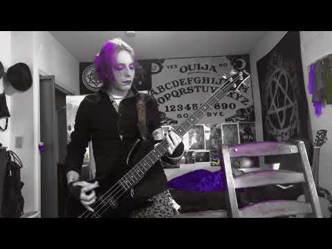 Marilyn Manson - Kill4Me (Bass Cover) 2017