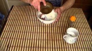 шашлык из свинины - маринование кефиром