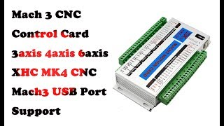 Download Nvum_sk Cnc Usb 4 Axis Mach3 100 Khz Usb Motion Control