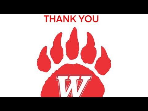 Thank You Wadsworth High School
