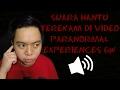 SUARA HANTU TEREKAM DI VIDEO PARANORMAL EXPERIENCES GW Paranormal Experiences 4