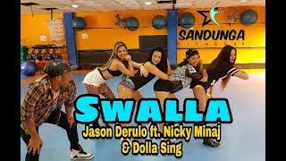 Swalla - Jason Derulo f.t Nicki Minaj # Coreografia Sandunga