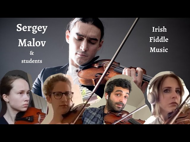 The Plains of Boyle & McGevney's Hornpipes. Sergey Malov and his Students at ZHdK