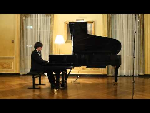 Rémi Geniet, piano | Kreisler/Rachmaninoff Liebeslied