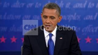 "DEBATE:OBAMA ""80S CALLED, WANT POLICY BACK"""