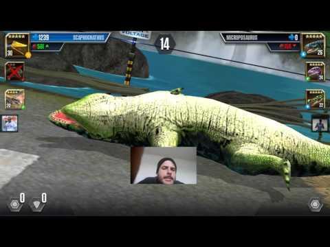 Jurassic World the Game: Troodon Tournament  #5 - Predator  League Battles