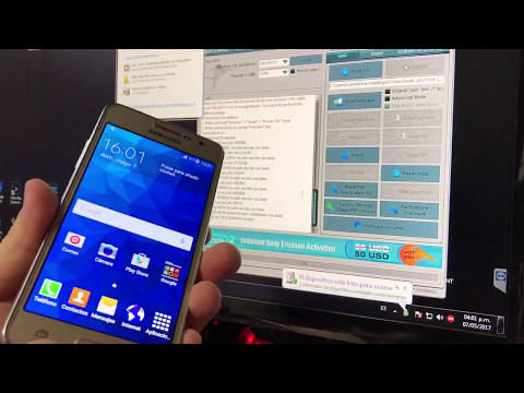 Software/Flashing/Unbrick Samsung Grand Prime [SM-G531H] by Octoplus