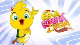 Funny Cartoon Compilation | Eena Meena Deeka | Funny Cartoon For Kids | Compilation 17 | Wow Toons