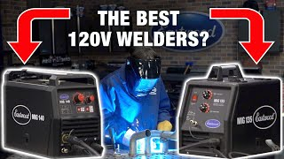 MIG 135 and MIG 140: Which 120V Welder is Right for You? Eastwood