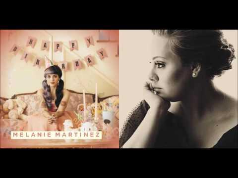 Pity Someone Like You (Mashup) - Melanie Martinez & Adele