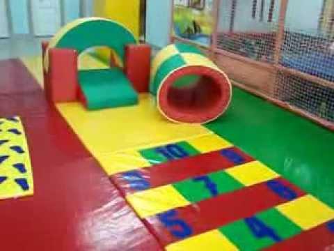 Kids-Play комплексное оснащение детским игровым оборудованием