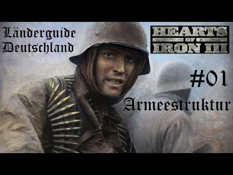 Let's Master Hearts of Iron 3 [Deutschland] #01 - Strategische Ziele und Kommandanten-Poker
