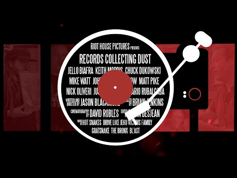 Records Collecting Dust (Official Trailer 2) - Vinyl Record Documentary