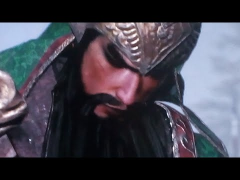 Dynasty Warriors 9 Guan Yu's Death | Triumph of Mind over Body