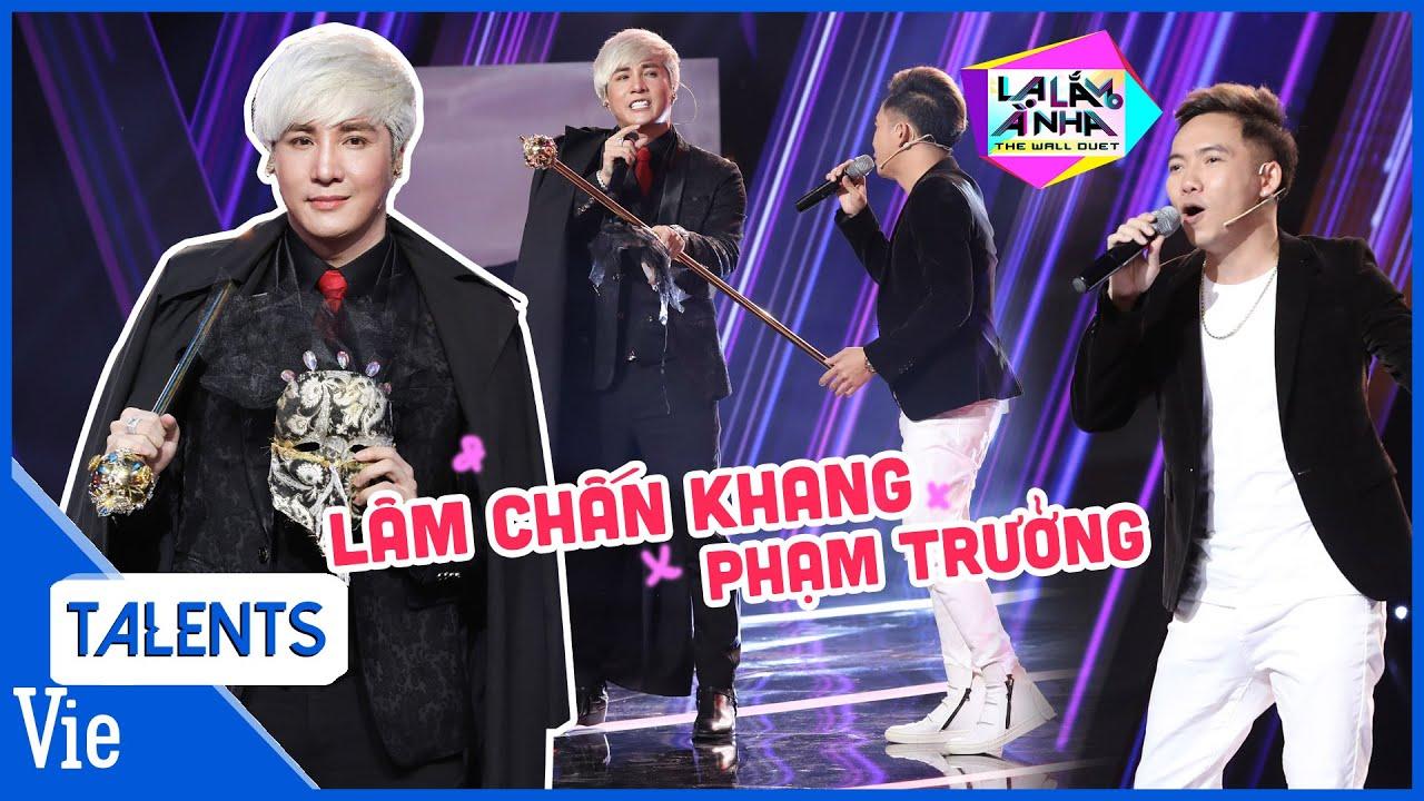 Lâm Chấn Khang lần đầu xuất hiện trên gameshow, giả giọng anh hai Lam Trường tại Lạ Lắm À Nha