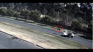 Horrific accidents caught on camera 2019