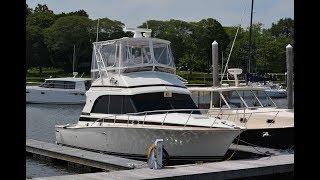33' 1990 Bertram Offshore Yacht Sales