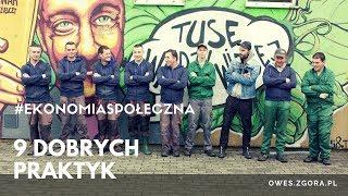 """""""Przedsiębiorstwo społeczne - moje miejsce pracy"""". Dobre praktyki Ekonomii Społecznej w Polsce"""