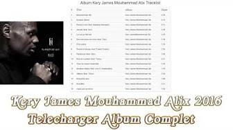 TÉLÉCHARGER ALBUM KERY JAMES MOUHAMMAD ALIX GRATUIT