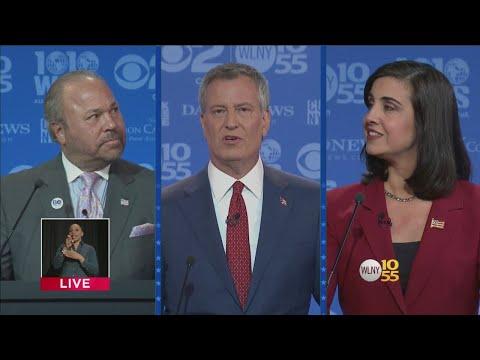 Debate Electoral General de Nueva York