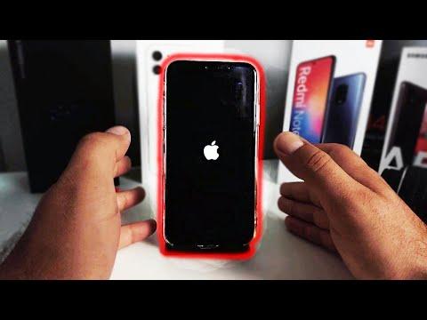Как ВЫКЛЮЧИТЬ iPhone X, XR, XS, XS MAX, 11, 11 PRO, 11 PRO MAX/Перезагрузить Айфон iOS 13,14