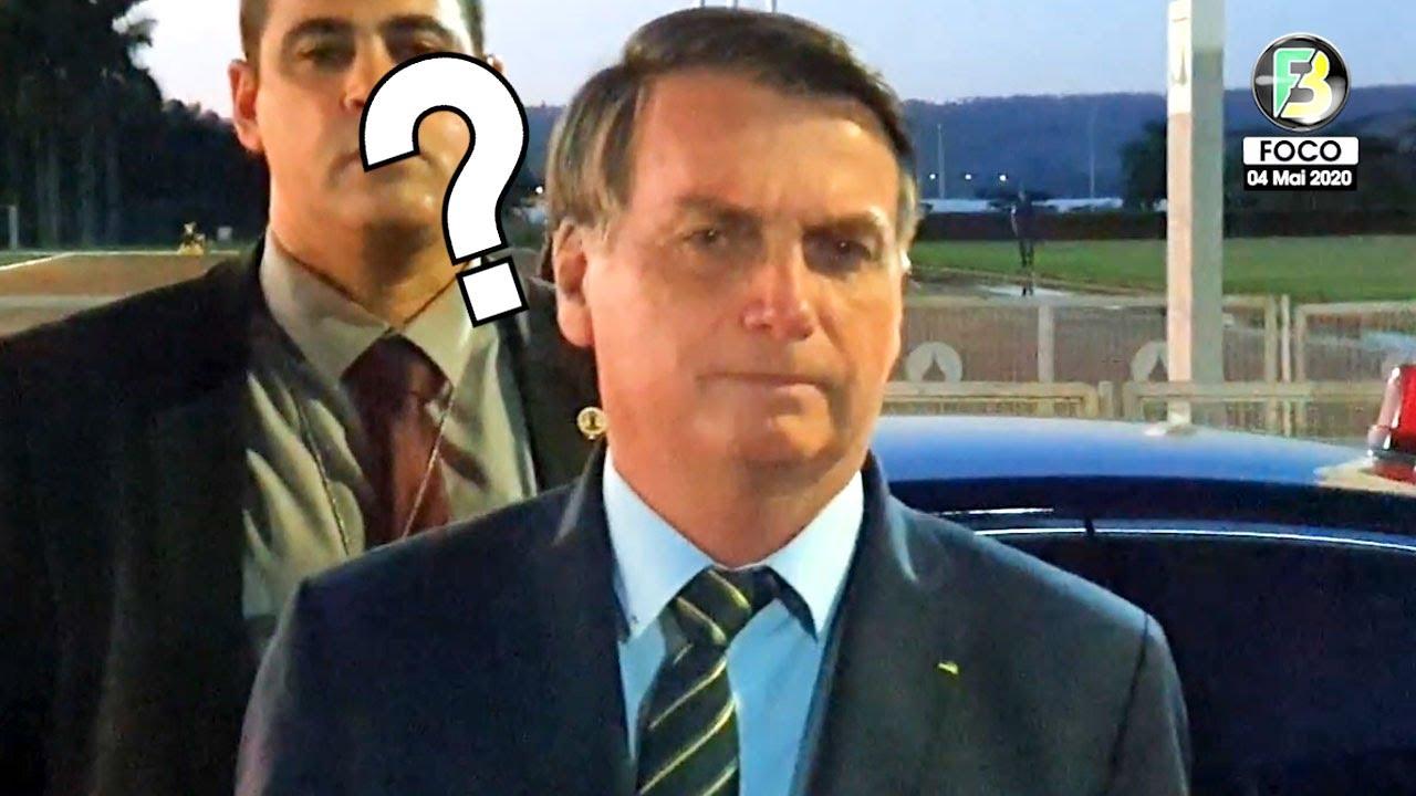 Bolsonaro fica sem reação no que acabou de ouvir de uma mulher no Alvorada