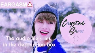 BTS (防弾少年団) - CRYSTAL SNOW [8D USE HEADPHONE] 🎧