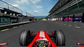 F1 Challenge 2007