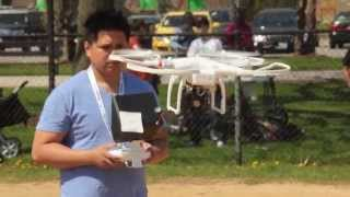 Chicago Area Drone User Group Spring DRONE Meet and Greet Fly In