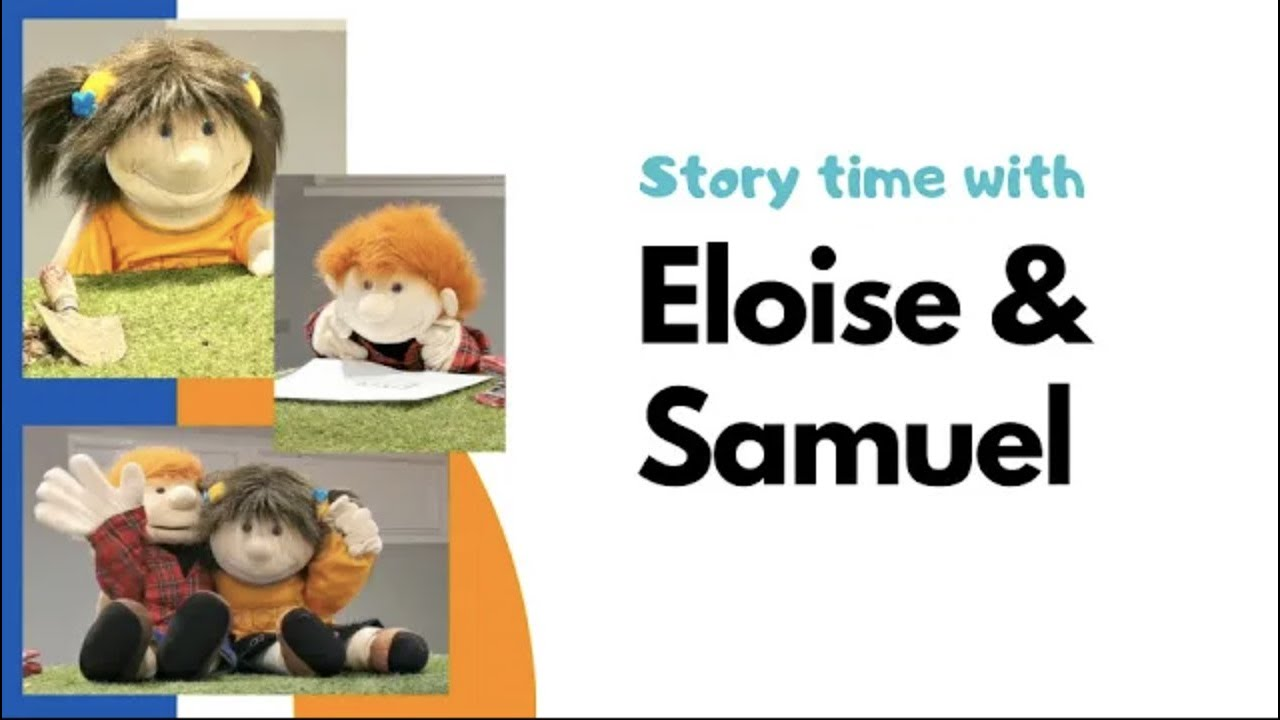 Storytime with Eloise and Samuel - Being the church