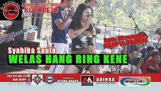 SYAHIBA SAUFA KUTOREJO- WELAS HANG RING KENE (Live) AA JAYA MUSIC