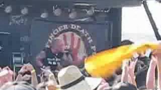 Five Finger Death Punch - Salvation - LIVE Sacramento,CA Mayhem Festival