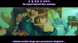 Video BTS - Spring Day MV [Sub Español + Hangul + Rom] HD download MP3, 3GP, MP4, WEBM, AVI, FLV Agustus 2018