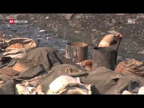 «10vor10»-Serie Leben im Slum Dharavi: Teil 1 - Der König des Abfalls
