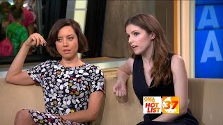 Anna Kendrick's Dating Advice and National Selfie Day   'GMA' Hot List