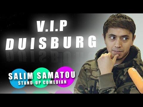 V.I.P DUISBURG | STAND-UP COMEDIAN SALIM SAMATOU