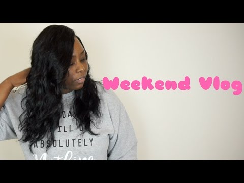 CHIT CHAT ABOUT TRUSTING GOD, SALLY BEAUTY, WALMART, DOLLAR TREE RUN & HAIR APPOINTMENT