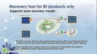 IEI One Key Recovery Solution 2012