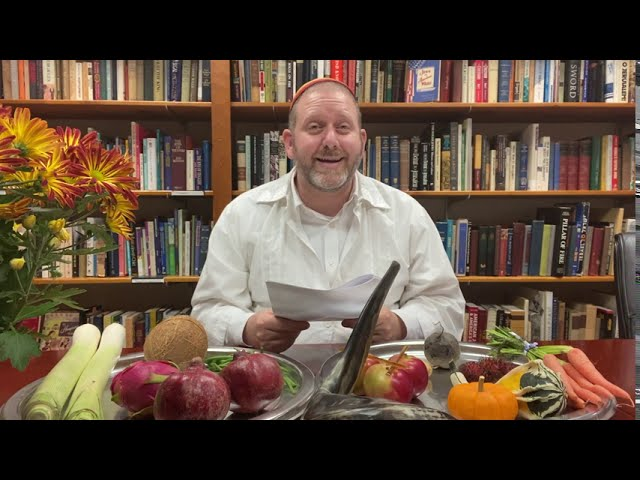 Rabbi's Sermon: Rosh Hashanah Day 2