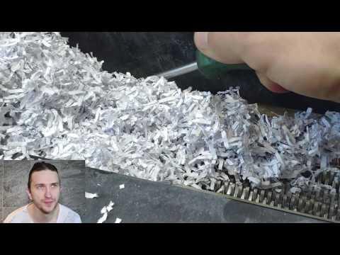 Актуален ли ремонт шредера уничтожителя бумаги! Регулярное обслуживание лучше.