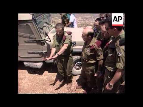 West Bank - Funeral Of Murdered Israeli Settlers