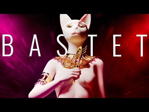 Bastet - Cat Goddess - Ancient Egyptian Mythology Documentary