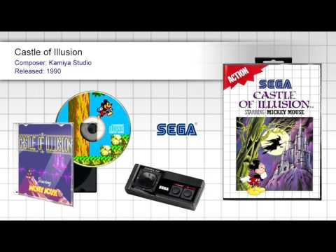 Castle of Illusion (Full OST) - SMS