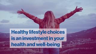 Making good lifestyle choices means caring for your health and wellbeing. some of them are obvious, such as exercising keeping a balanced well-compos...