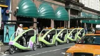 BicyTaxi - Aveeno Promotion NYC Thumbnail