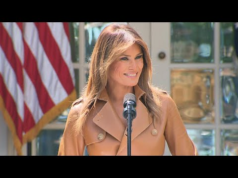 Mystery Surrounds Melania Trump's Weeklong Hospital Stay