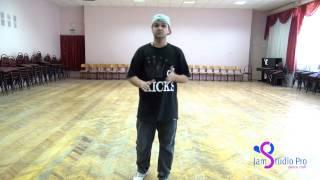 Видео урок танцев / Варианты движений урок 6 / Dance video lesson(Танцевальный видео урок 6 на тему вариантов движений для танца в стиле хип-хоп. Тренер Евгений. Танцевальная..., 2014-08-10T21:59:22.000Z)