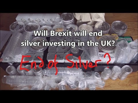 What will happen to Silver in the UK after BREXIT?